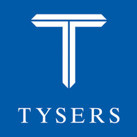 logo Tysers Belgium